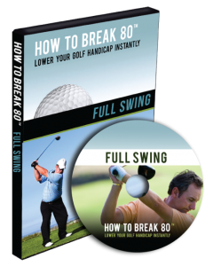 Full Swing - How to swing a golf club