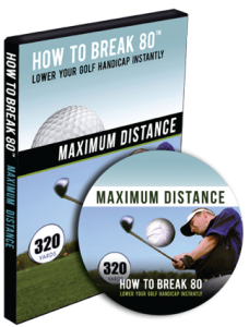 maxdistance - Improve your golf swing