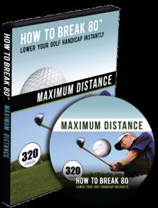 maxdistance - Improve your golf swing